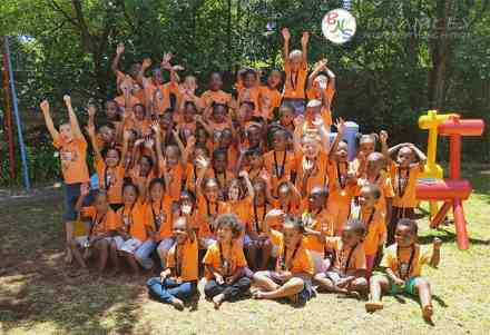 Tumbling Tigerz Prizegiving at BNS 2017
